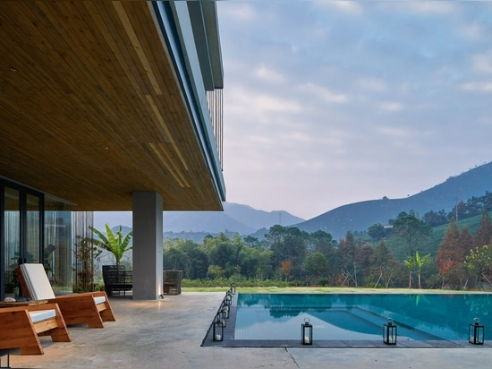 Studio8 looks to the landscape of eastern China for the design of Anadu Resort hotel