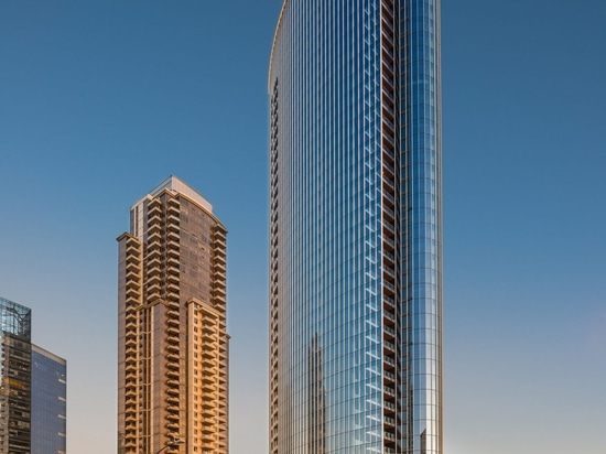 KPF adds Pacific Gate residential skyscraper to San Diego skyline