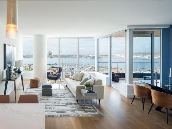 KPF adds Pacific Gate residential skyscraper to San Diego skyline