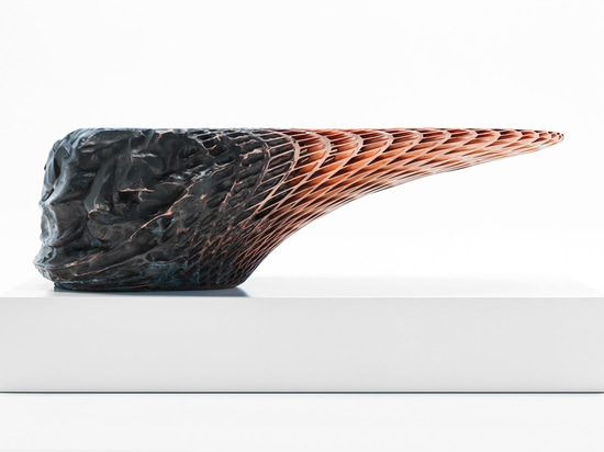 Janne Kyttanen extends Metsidian furniture collection created by explosion welding
