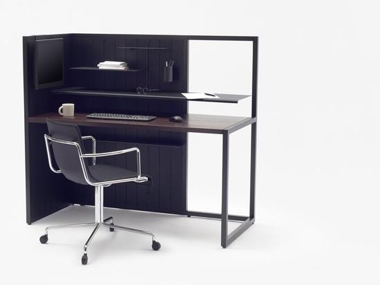 Nendo creates bespoke drawing desk for Japanese cartoonist