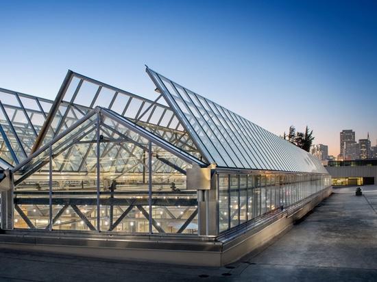 """San Francisco's art-deco McClintock Building transformed into """"maker spaces"""""""