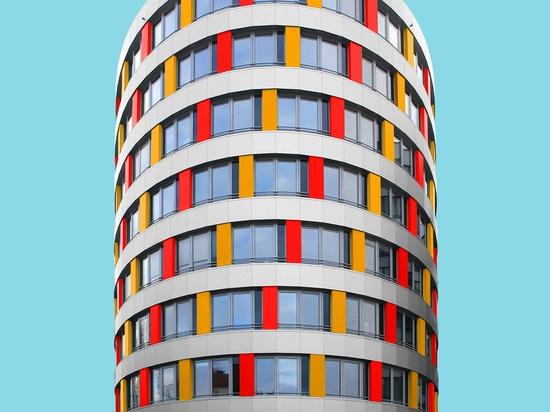 Euref Campus 14 by Remtec Architekten