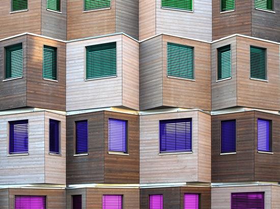 Studentendorf Adlershof by Architekturbuero die Zusammenarbeiter