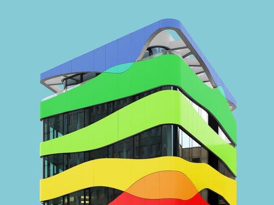 Science Center by Gnaedinger Architekten