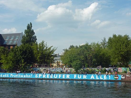 ....whilst contemporary debate regarding Berlin's future urban development will also be on the agenda. (Image: courtesy Make City)