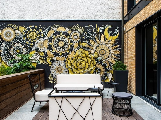 IMAGE'IN design & bespoke planters – Hotel ****