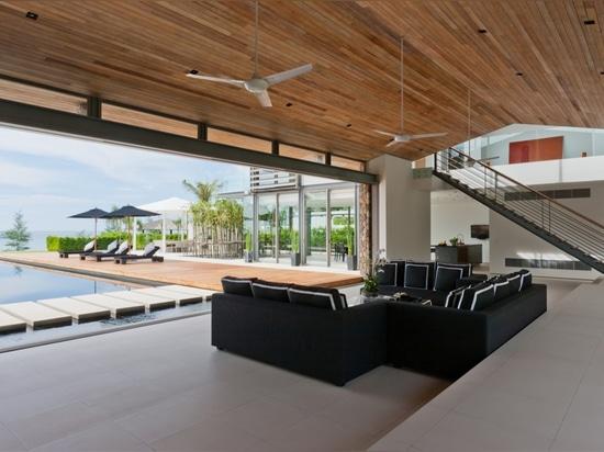 freshness inside the living area