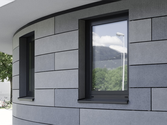 Glassfibre reinorced concrete facade