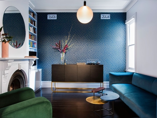 Victorian Sensibility Meets Contemporary Sophistication in Melbourne's Matlock House