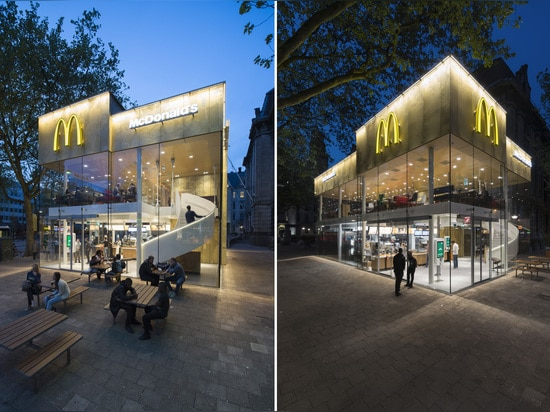 Mei architects: McDonald's