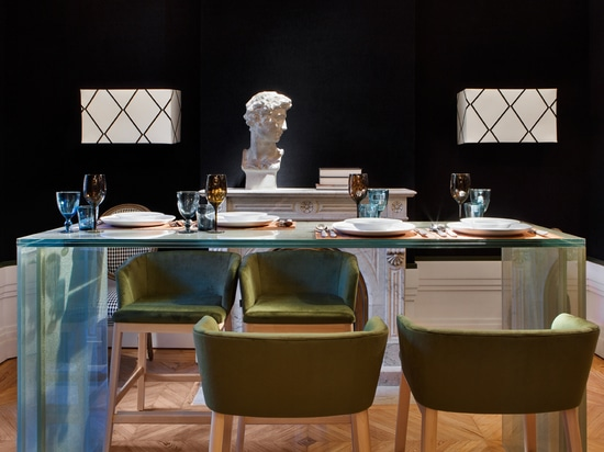 Gancedo fabrics in Manuel Espejo Project