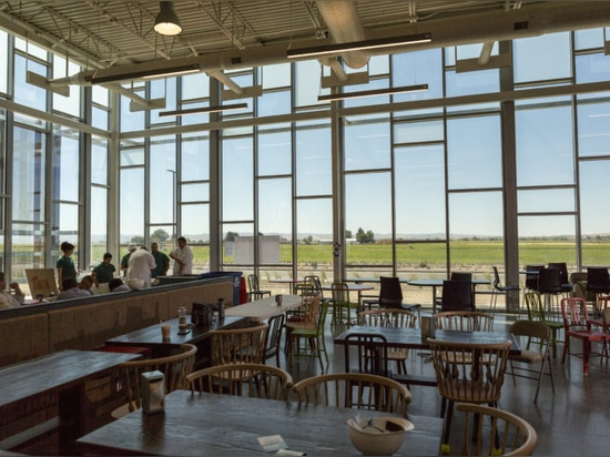 Clif Bar & Company, a maker of organic food and drinks has completed construction of an environmentally progressive bakery in Twin Falls, Idaho. The bakery is over over 300,000 sq. ft. located on a...