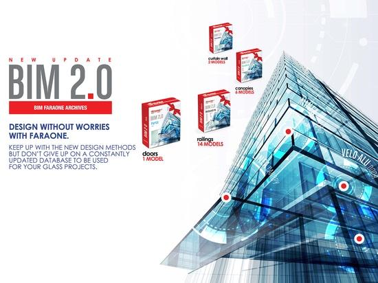 BIM 2.0 FARAONE, DESIGN WITHOUT WORRIES!