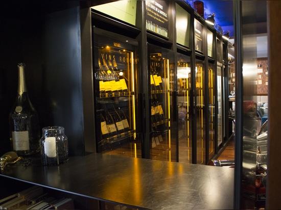 Wine Cellar EuroCave