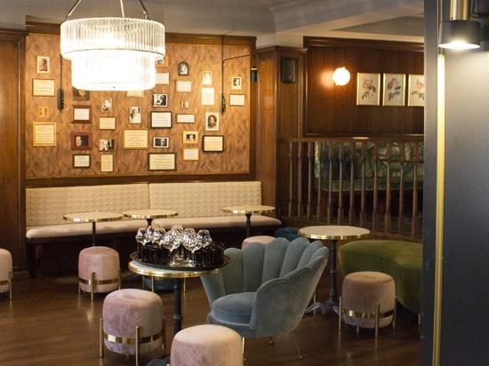[INSTALLATION] Restaurant Les Philosophes