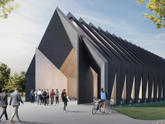 MIT champions large-scale timber architecture with Longhouse proposal