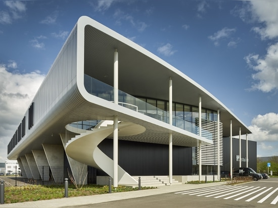 EeStairs Headquarters | Bronsvoort Blaak Architecten