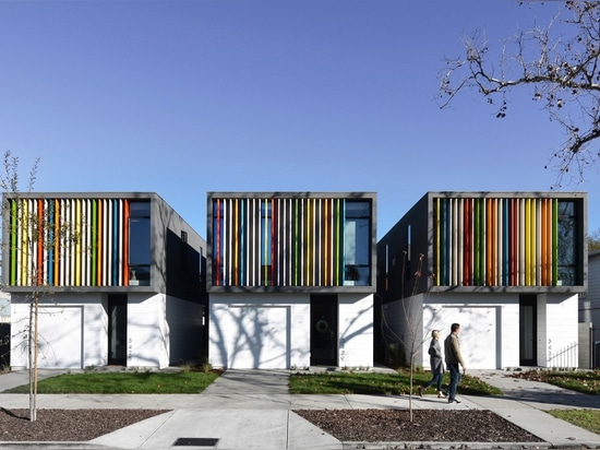 Oak Park Housing | Johnsen Schmaling Architects