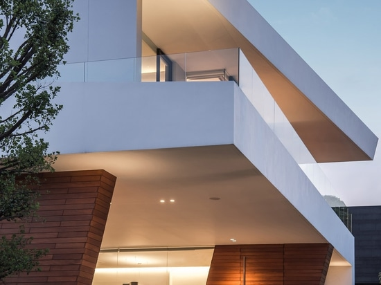 Waterfall House | Architects49 House Design Limited