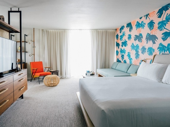 OMFGCO updates branding and interiors for Hawaii's Laylow Hotel