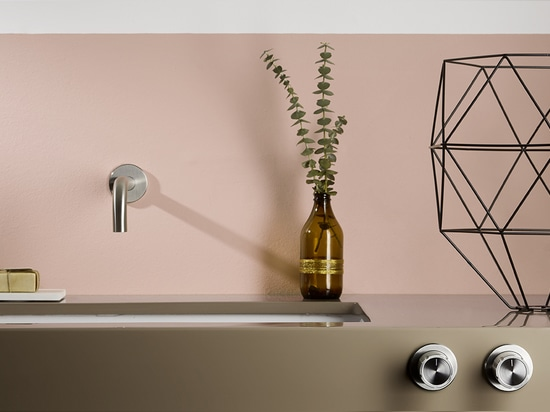 Synth freestanding basin by Mina
