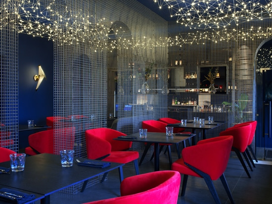 COMO BY VALLONE® in Saint Petersburg: Too Chi Gastrobar chooses Italian craftsmanship