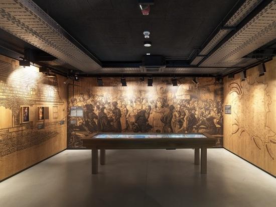 MUSEUM OF POLISH VODKA, WARSAW, POLAND