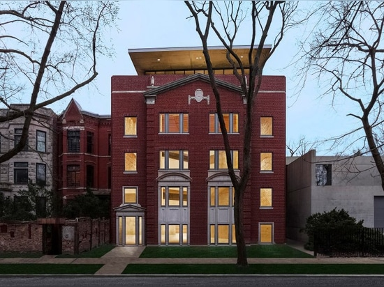 tadao ando-designed 'wrightwood 659' art space set to open in chicago