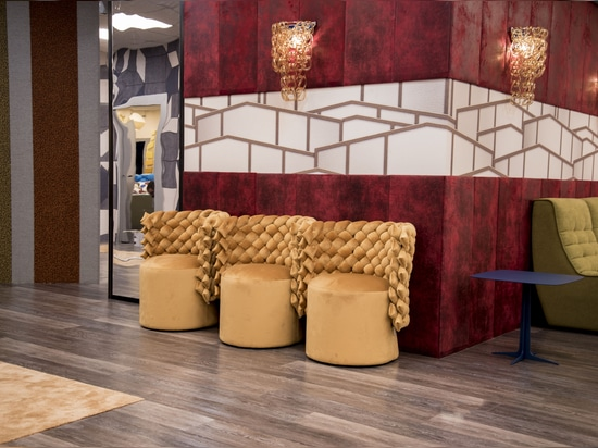 Calia ITALIA returns to the house of Big Brother VIP