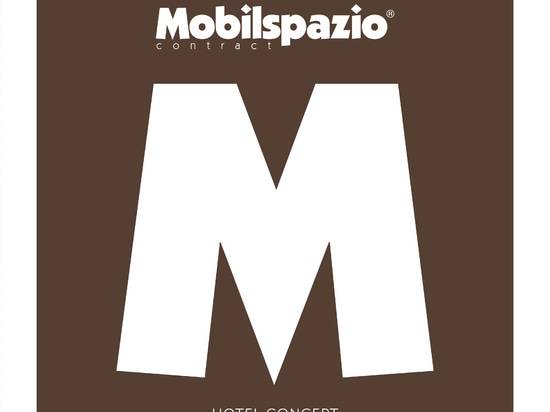 Mobilspazio Contract, furniture for hotels, apartments, residences, student accommodation