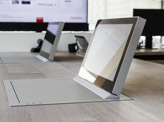 Dynamic3 is a unique multi-position and space optimising display