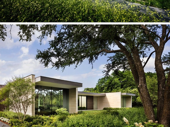 The Preston Hollow Residence by Bodron+Fruit
