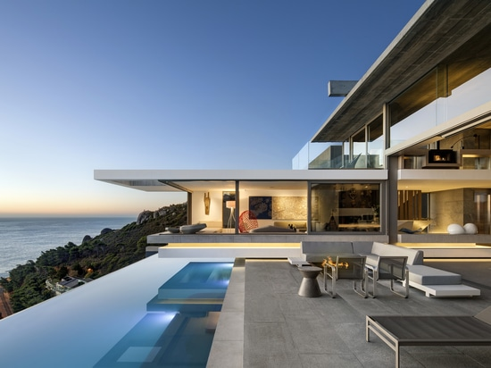 SAOTA Have Designed A New House That Overlooks The Atlantic Ocean