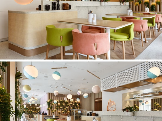 The BAO MOCHI Restaurant Has Recently Opened In Russia