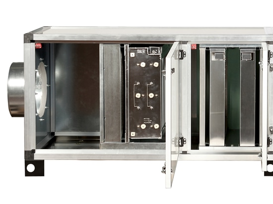 Filter Units Industrial Kitchens