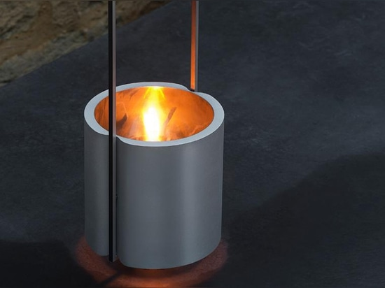 John Pawson designs architectural oil lantern for Swedish brand Wästberg