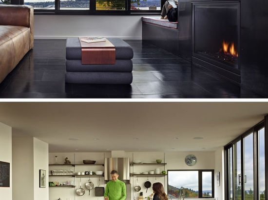 The Cycle House by chadbourne + doss architects
