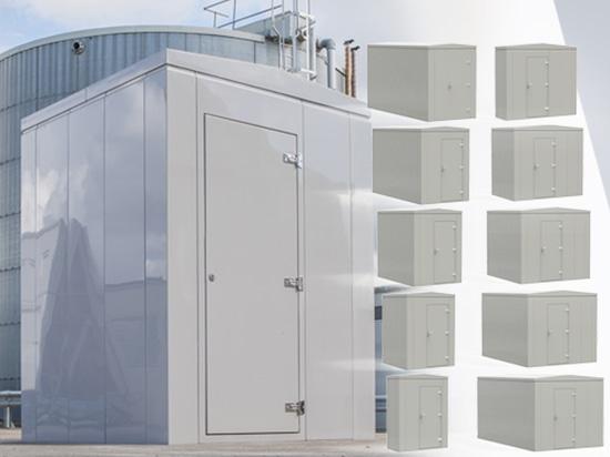 Element GRP Housing