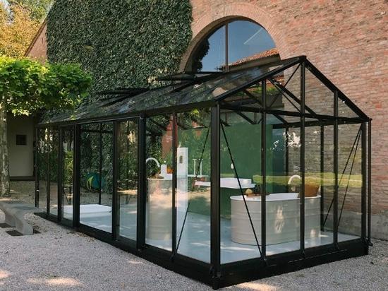 Agape rethinks the garden experience
