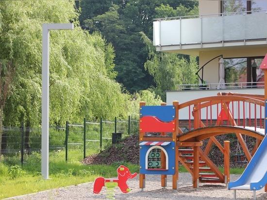 HOUSING ESTATE SLONECZNE BIELANY, ELBLAG, POLAND