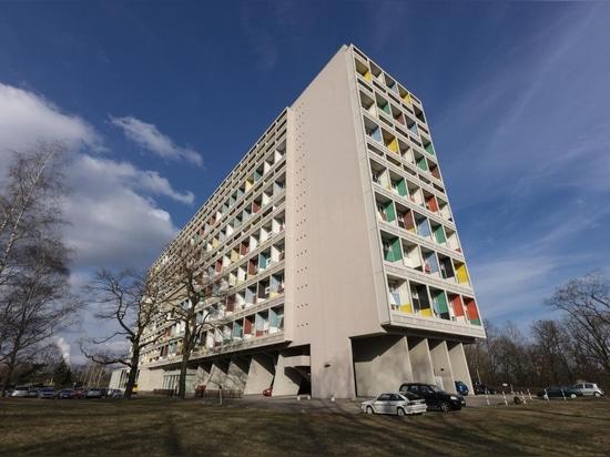 Step inside Philipp Mohr's loving restoration of a Le Corbusier apartment in Berlin