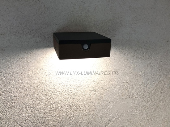 solar wall lamp APS 010
