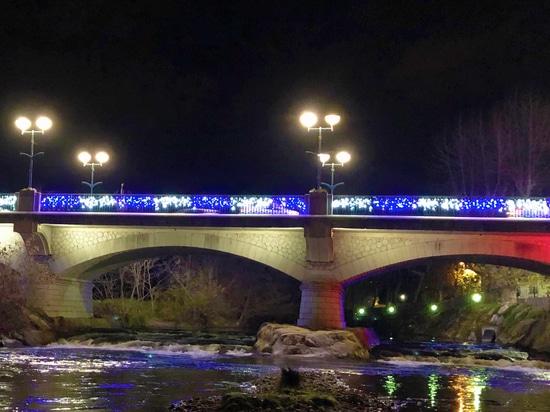 Villeneuve-Loubet Bridge French Riviera