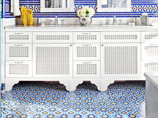 Tiles Trends to Update your Bathroom Next Spring: