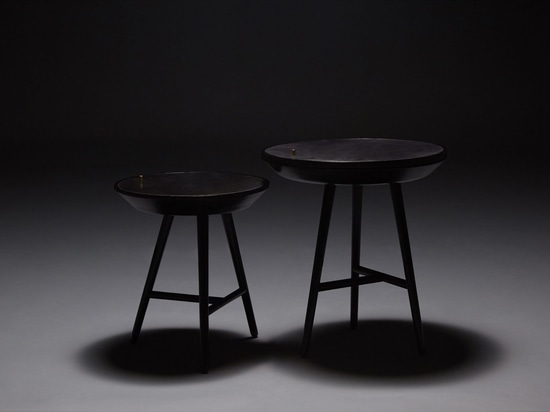 """Black Dream is a series of """"furniture with soul"""" by Sheng Yin and Kai Yi"""