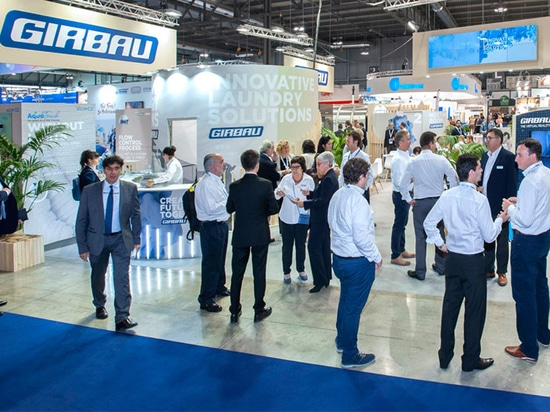 At Expodetergo Girbau demonstrates how innovation is revolutionising laundering