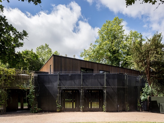 Regent's Park Open Air Theatre / Reed Watts Architects