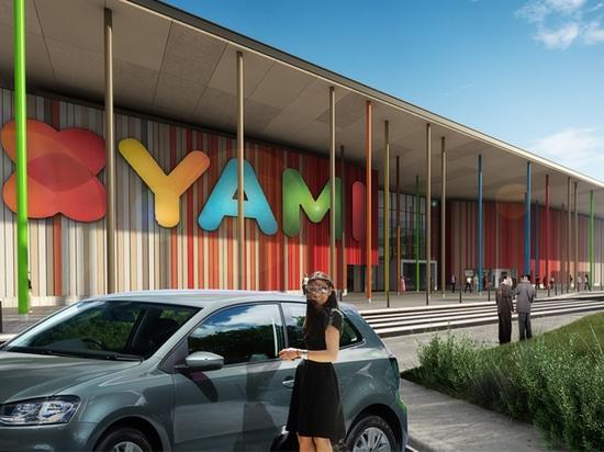 Xyami Nova Vida Shopping– Angola - Effisus Project