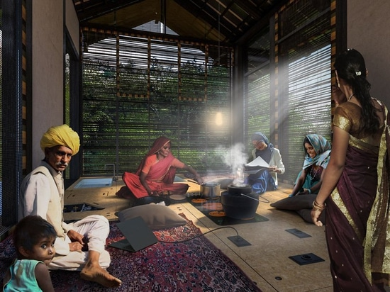 carlo ratti develops low-cost prefab housing system for india with an open-source approach